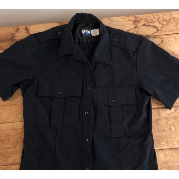 Blauer Tops - Blauer Short Sleeve